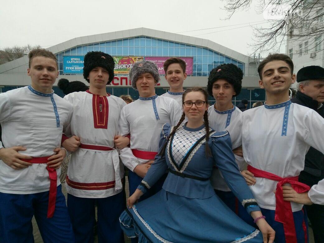 Ростовчане с размахом отметили Добрую Масленицу и проводили зиму, фото-24