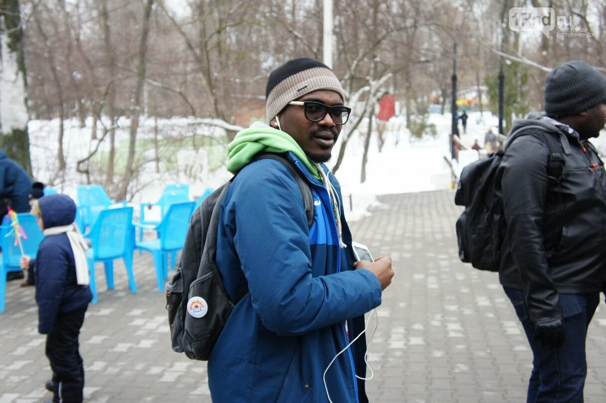 Ростовчане с размахом отметили Добрую Масленицу и проводили зиму, фото-32
