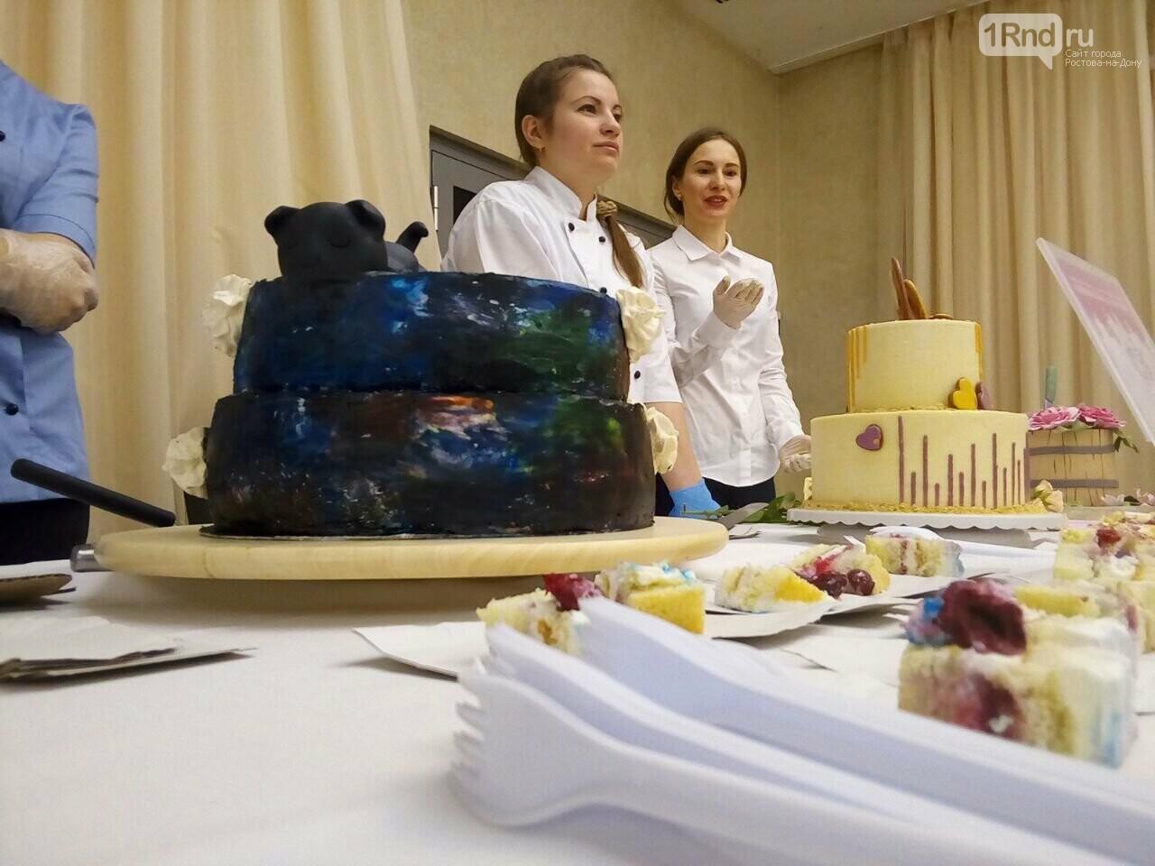 В Ростове проходит международный кондитерский конкурс International pastry cup, фото-2