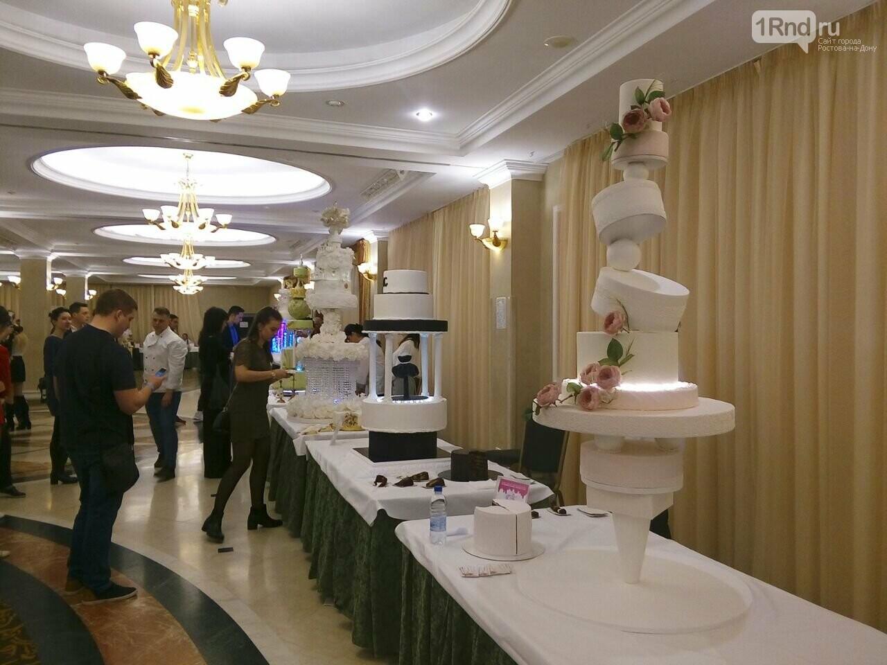 В Ростове проходит международный кондитерский конкурс International pastry cup, фото-3