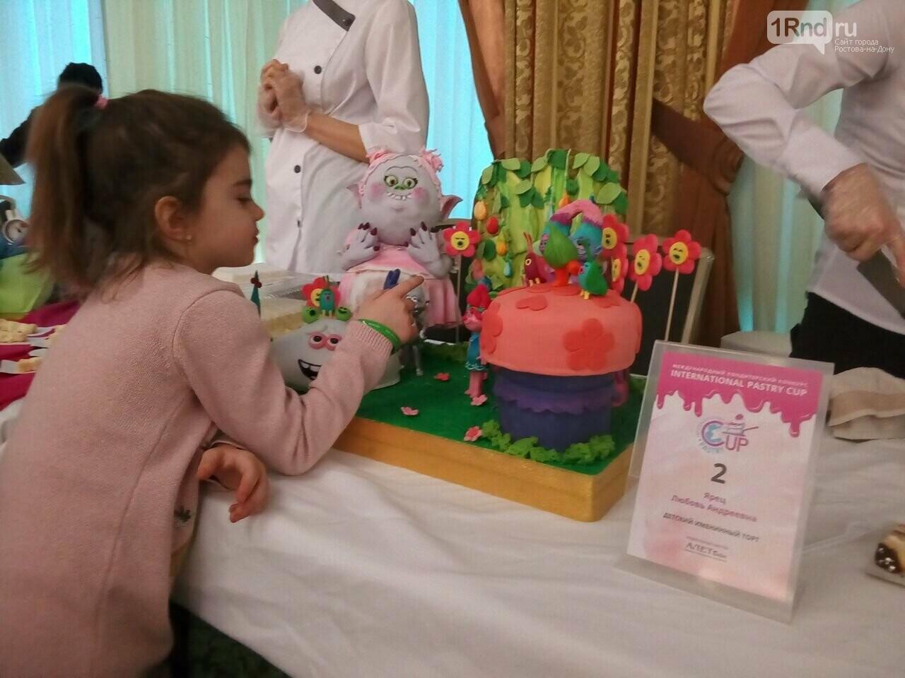 В Ростове проходит международный кондитерский конкурс International pastry cup, фото-4