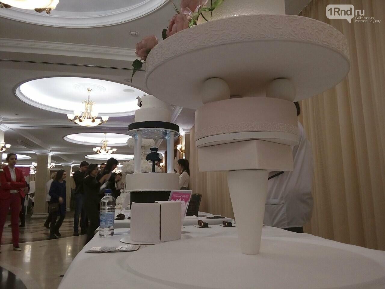 В Ростове проходит международный кондитерский конкурс International pastry cup, фото-5