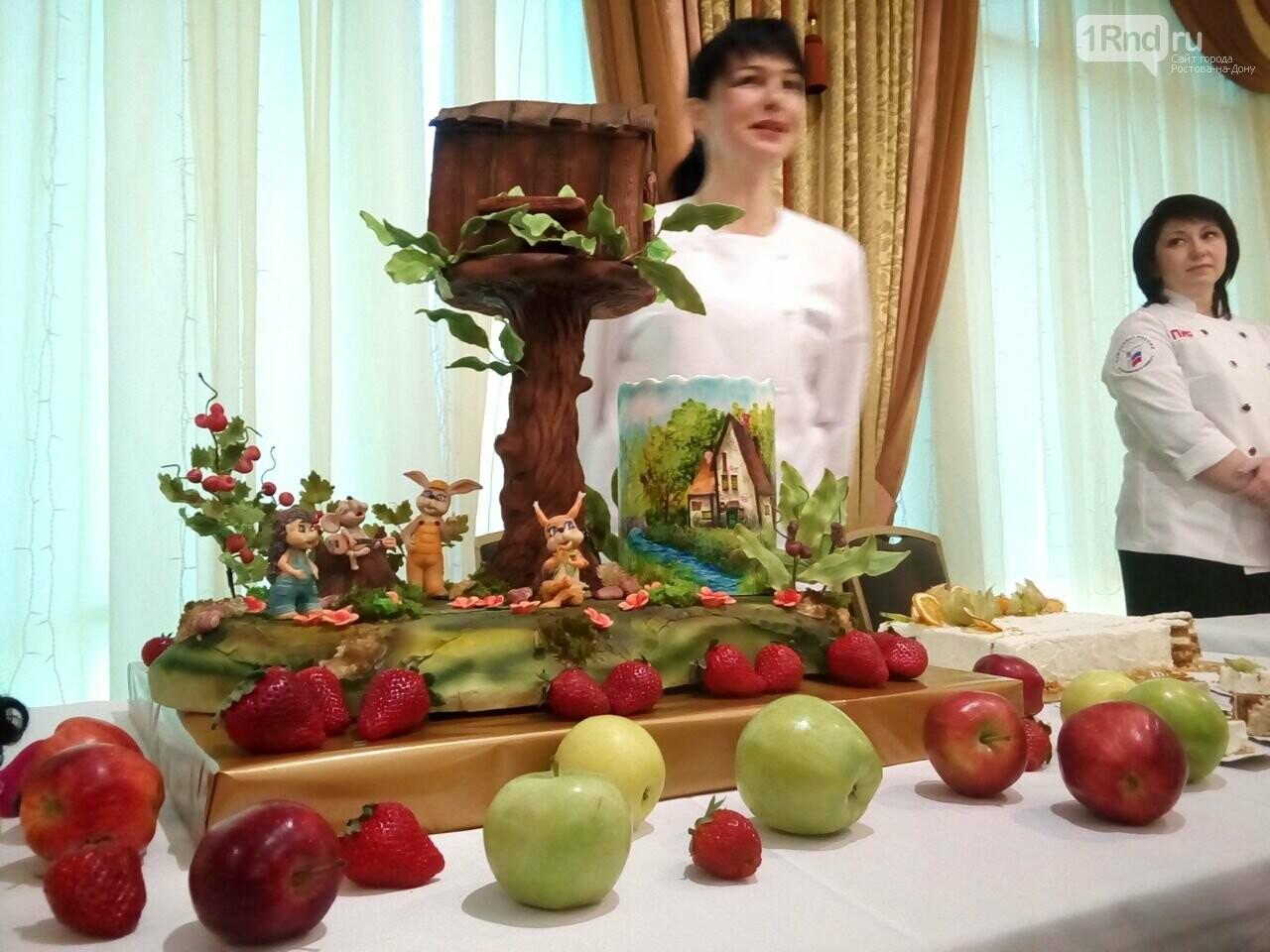 В Ростове проходит международный кондитерский конкурс International pastry cup, фото-7