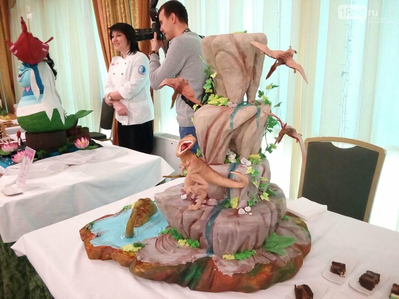 В Ростове проходит международный кондитерский конкурс International pastry cup, фото-9