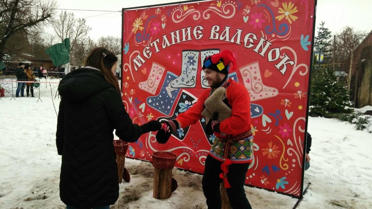 Масленица: в станице Старочеркасской прошел грандиозный областной фестиваль , фото-4