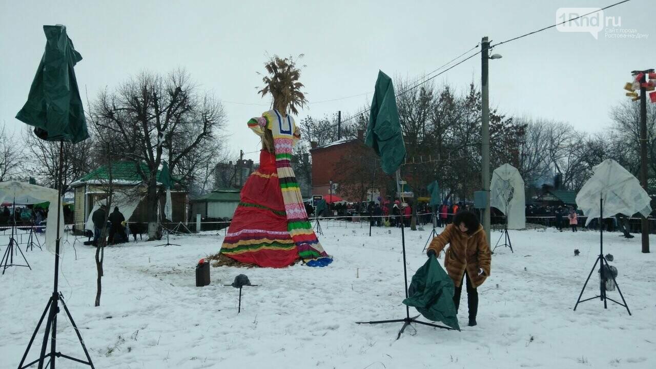 Масленица: в станице Старочеркасской прошел грандиозный областной фестиваль , фото-11