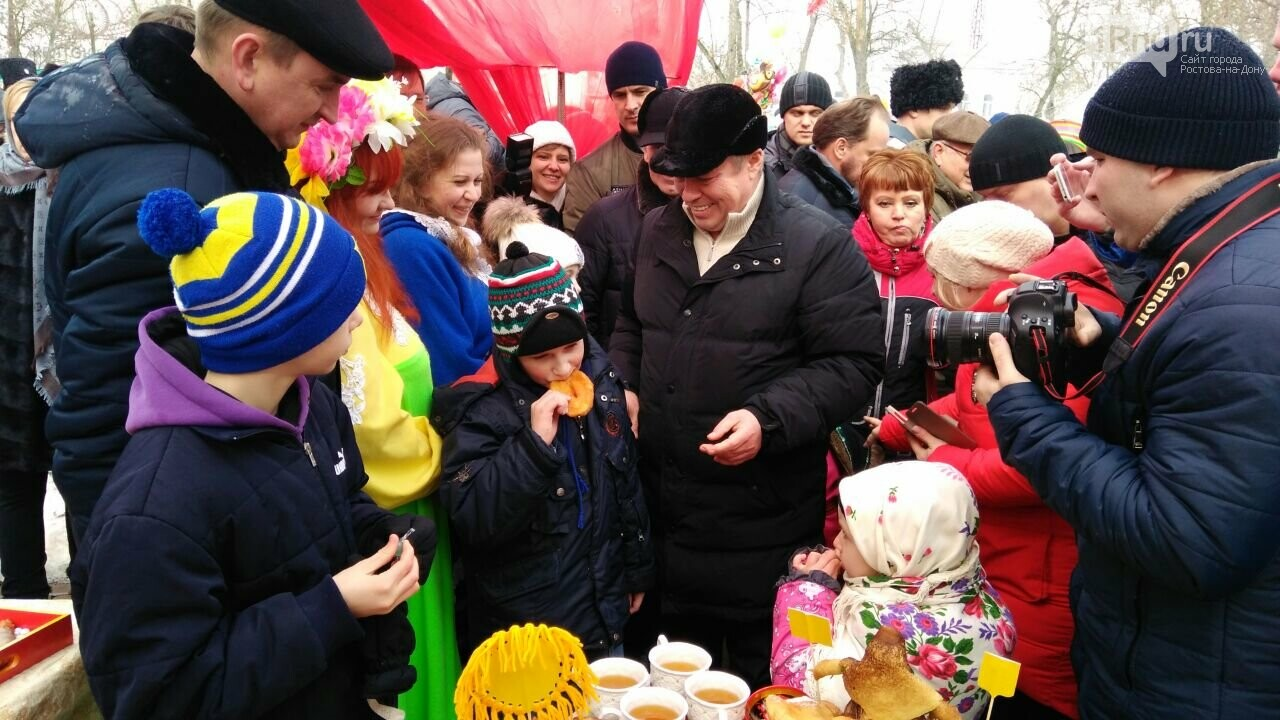 Масленица: в станице Старочеркасской прошел грандиозный областной фестиваль , фото-1