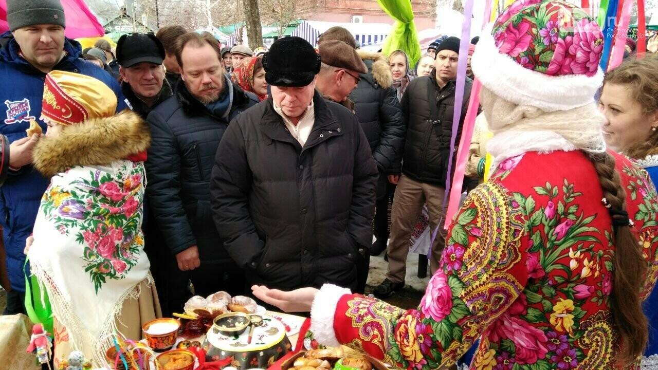 Масленица: в станице Старочеркасской прошел грандиозный областной фестиваль , фото-8