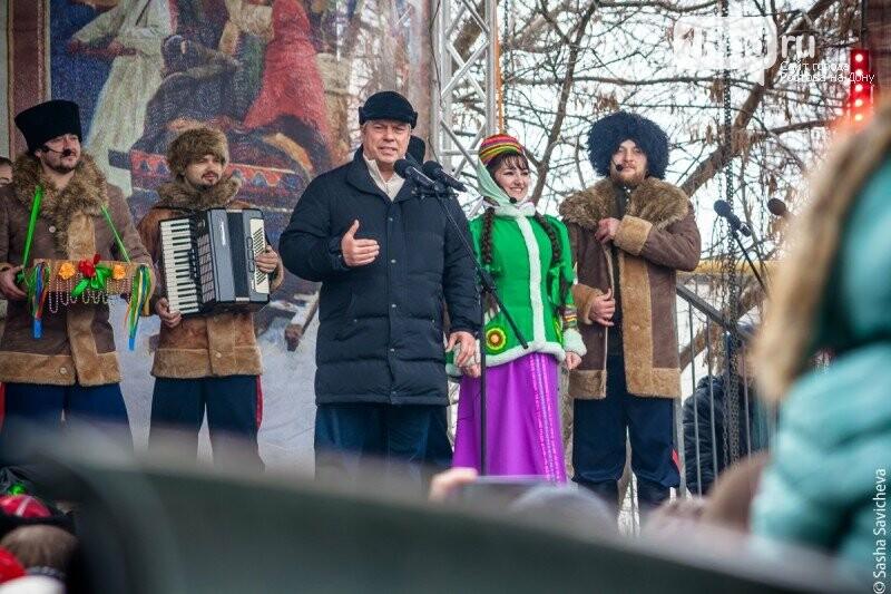 Масленица: в станице Старочеркасской прошел грандиозный областной фестиваль , фото-9