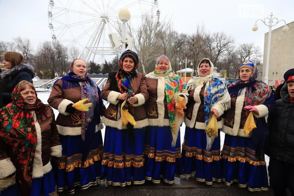 Масленица: в станице Старочеркасской прошел грандиозный областной фестиваль , фото-15