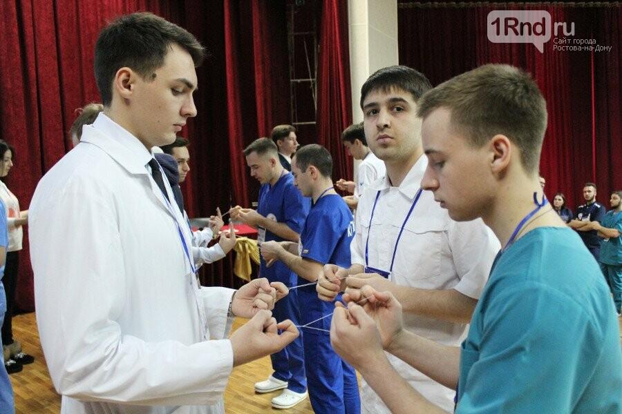 В Ростове прошёл этап Всероссийской студенческой олимпиады по хирургии , фото-1