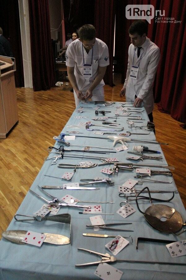 В Ростове прошёл этап Всероссийской студенческой олимпиады по хирургии , фото-3