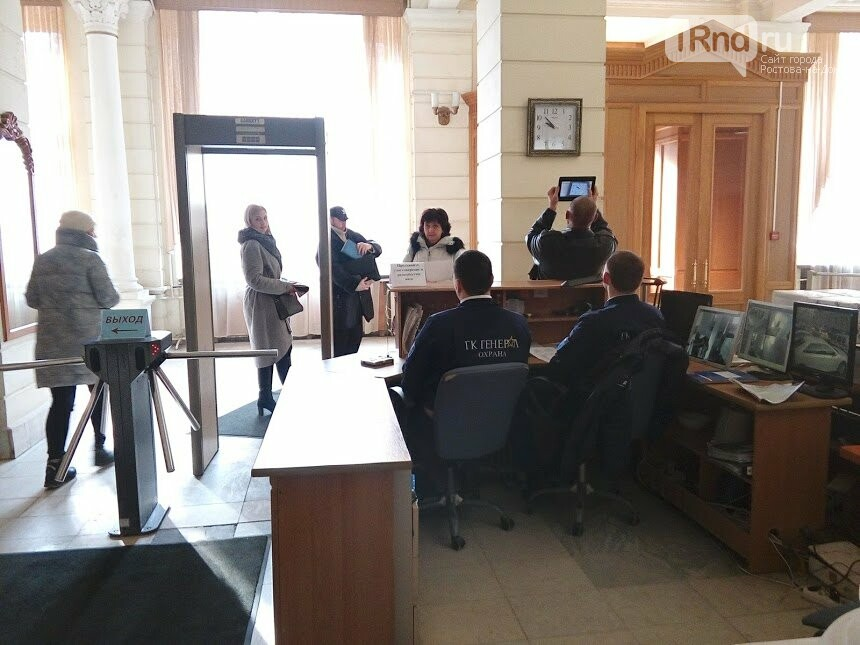 Работа сити-менеджера Ростова понравилась депутатам Гордумы, фото-2