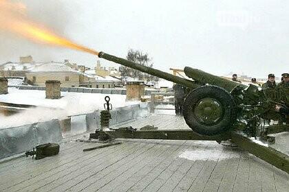 Артиллеристы ЮВО 23 февраля произведут праздничные салюты в Ростове и Новочеркасске, фото-1