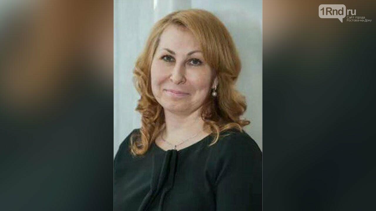 Судья: Инна Чернова - Фото: соцсети