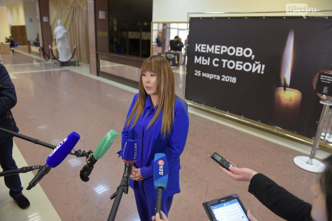 Благотворительная акция впомощь пострадавшим впожаре вКемерово пройдет вРостове