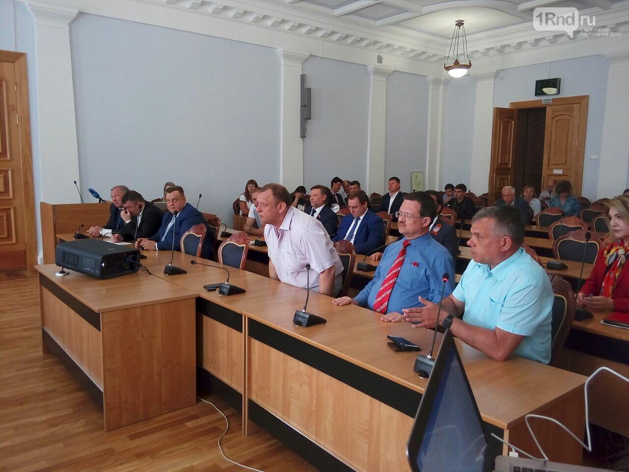 Инцидент с депутатом Игорем Амуралем рассматривает гордума Ростова, фото-3