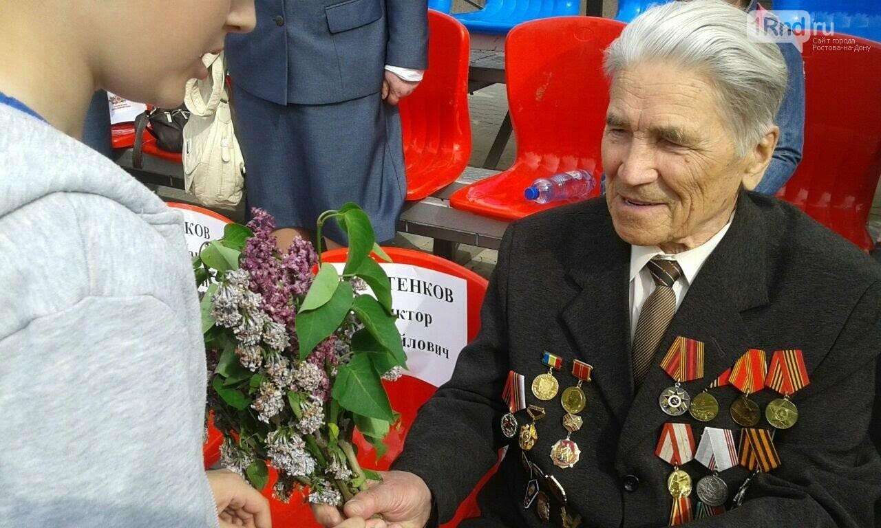 День Победы в Ростове-на-Дону: лица, фото-8