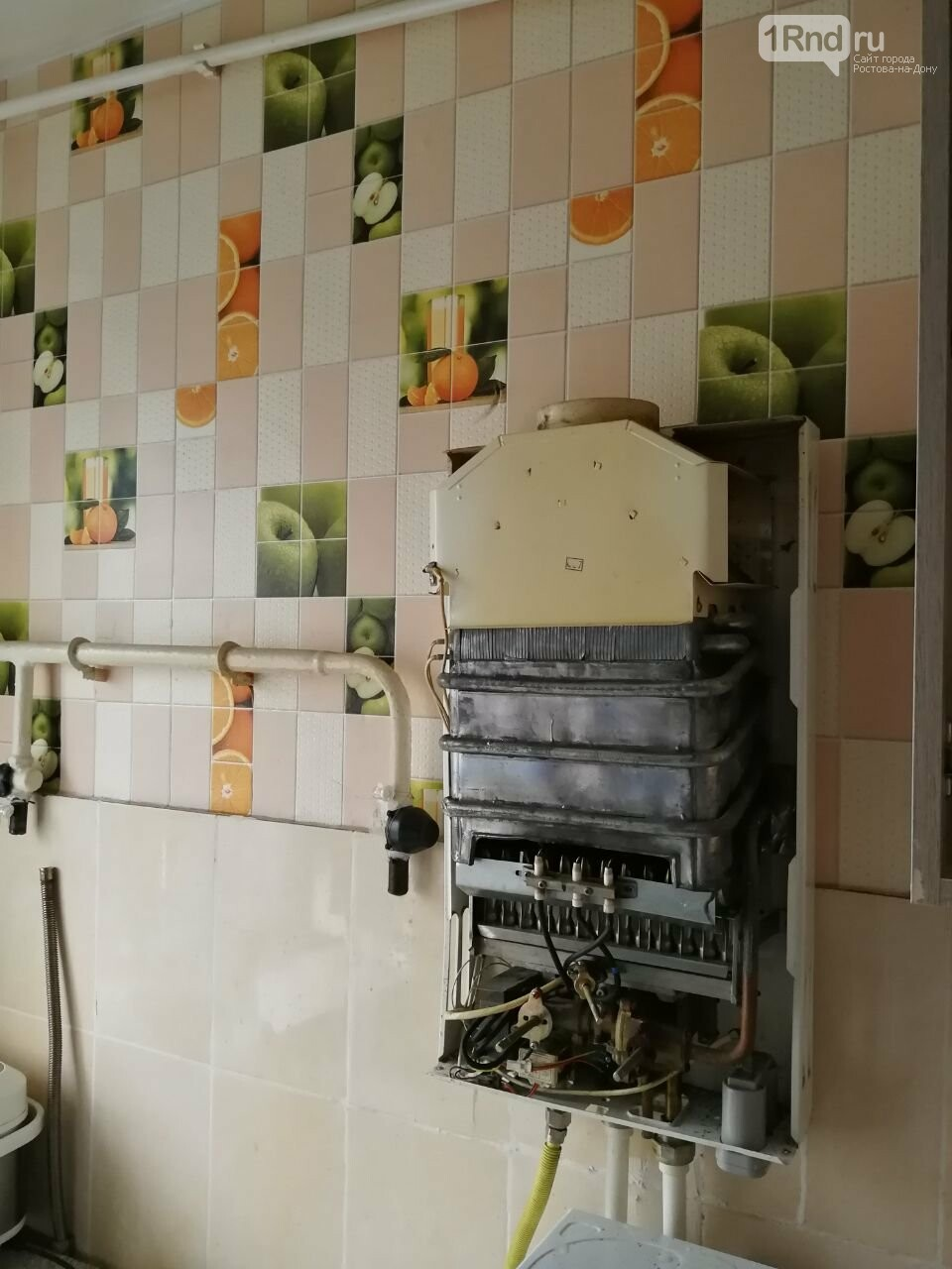 Трагедия в Новочеркасске произошла из-за самовольного ремонта газовой колонки - газовики, фото-1