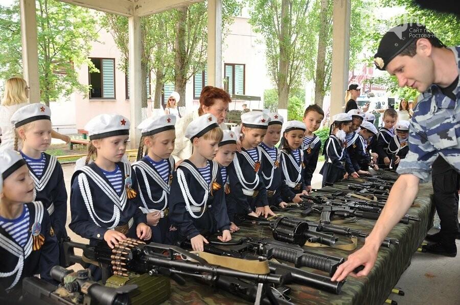 Парад детских войск прошел в Ростове-на-Дону, фото-5