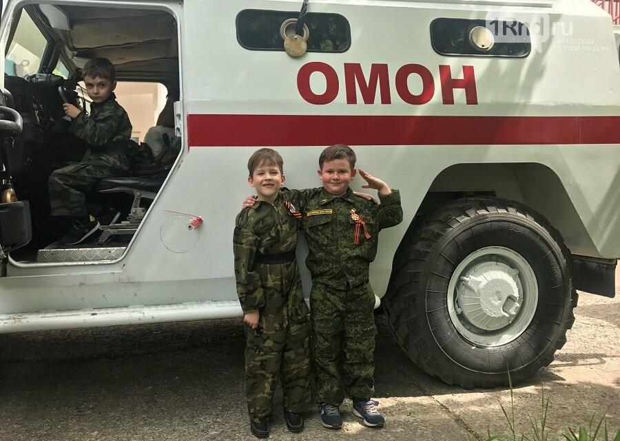 Парад детских войск прошел в Ростове-на-Дону, фото-1