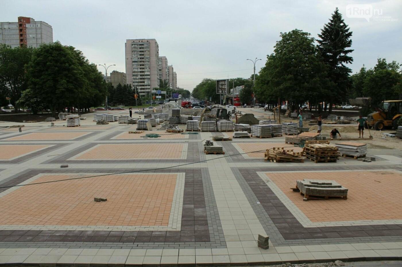 Площадь Гагарина - Фото: Саша Савичева / 1rnd.ru