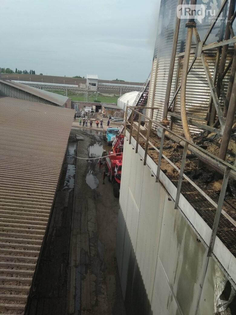 Один человек погиб и один пострадал в пожаре на заводе «Амилко», фото-1, Фото: Миллеровская Ярмарка