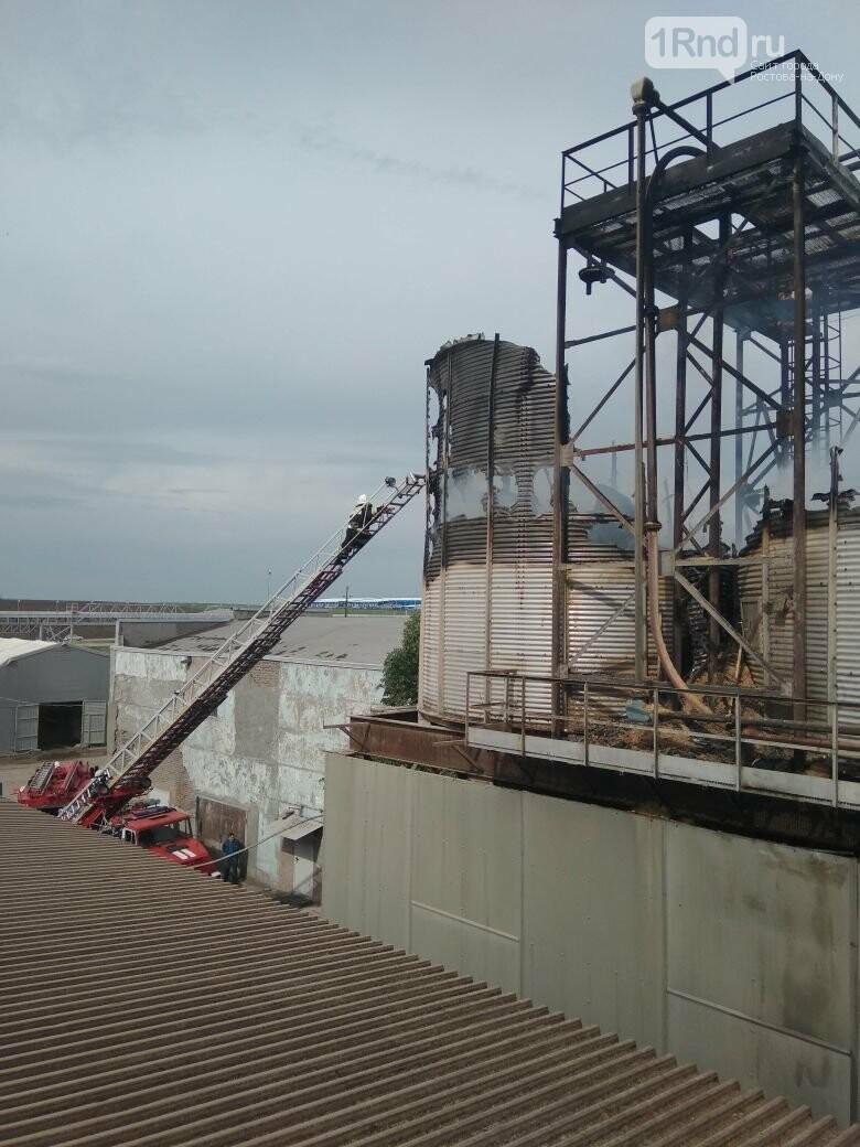 Один человек погиб и один пострадал в пожаре на заводе «Амилко», фото-2, Фото: Миллеровская Ярмарка