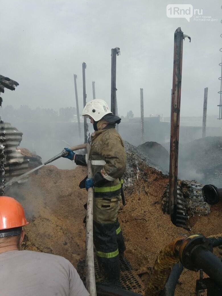 Один человек погиб и один пострадал в пожаре на заводе «Амилко», фото-4, Фото: Миллеровская Ярмарка