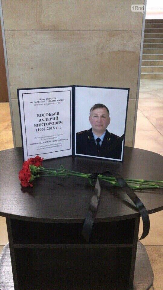 Ушёл из жизни начальник Новочеркасского суворовского военного училища, фото-1