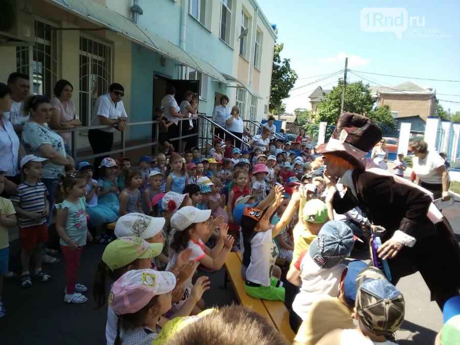 """Проект """"Яркая экология"""" встретили в ростовском детском саду № 232, фото-3"""