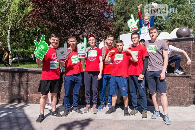 Более четырех тысяч жителей Ростова вышли на «Зеленый марафон», фото-3
