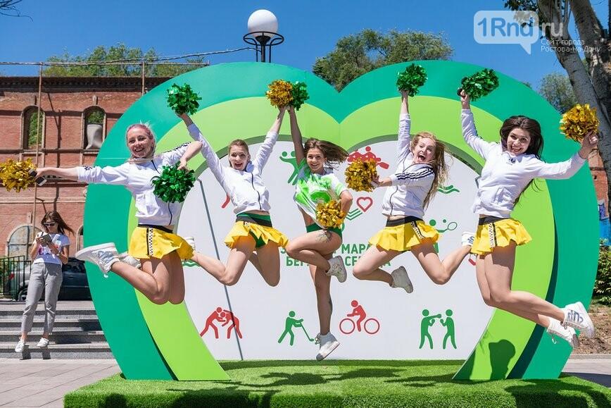 Более четырех тысяч жителей Ростова вышли на «Зеленый марафон», фото-2