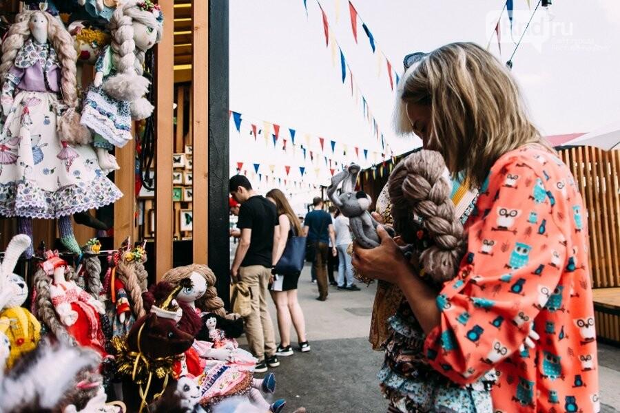 Более тысячи жителей и гостей Ростова-на-Дону посетили ярмарку-фестиваль «Фьюжно» на набережной, фото-12