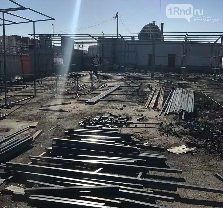 В Ростове у погорельцев с рынка «Восточный» отжимают землю - что происходит?, фото-2