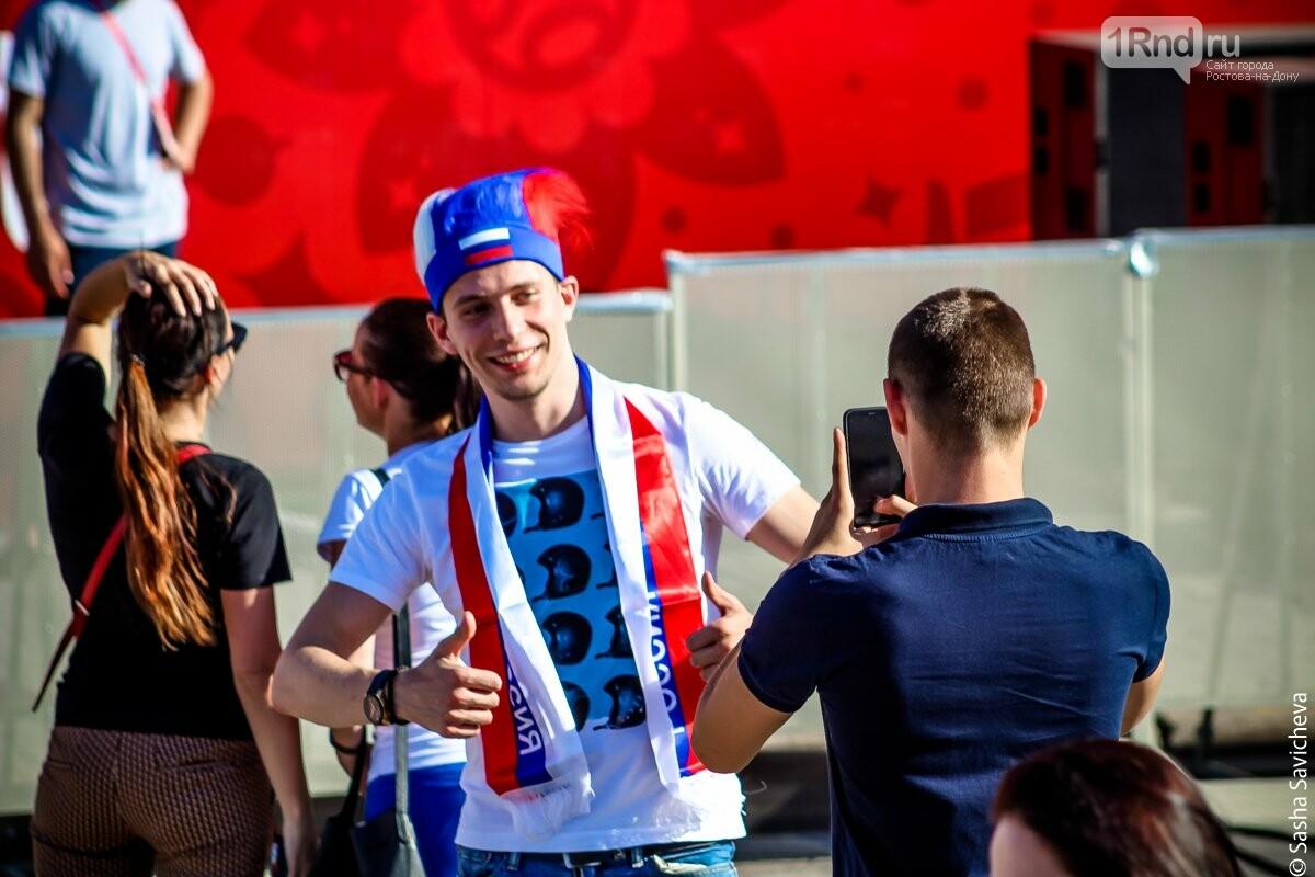 Фан-зона в Ростове: чем можно заняться в главном футбольном месте города, фото-13, Фото: Саша Савичева / 1rnd.ru