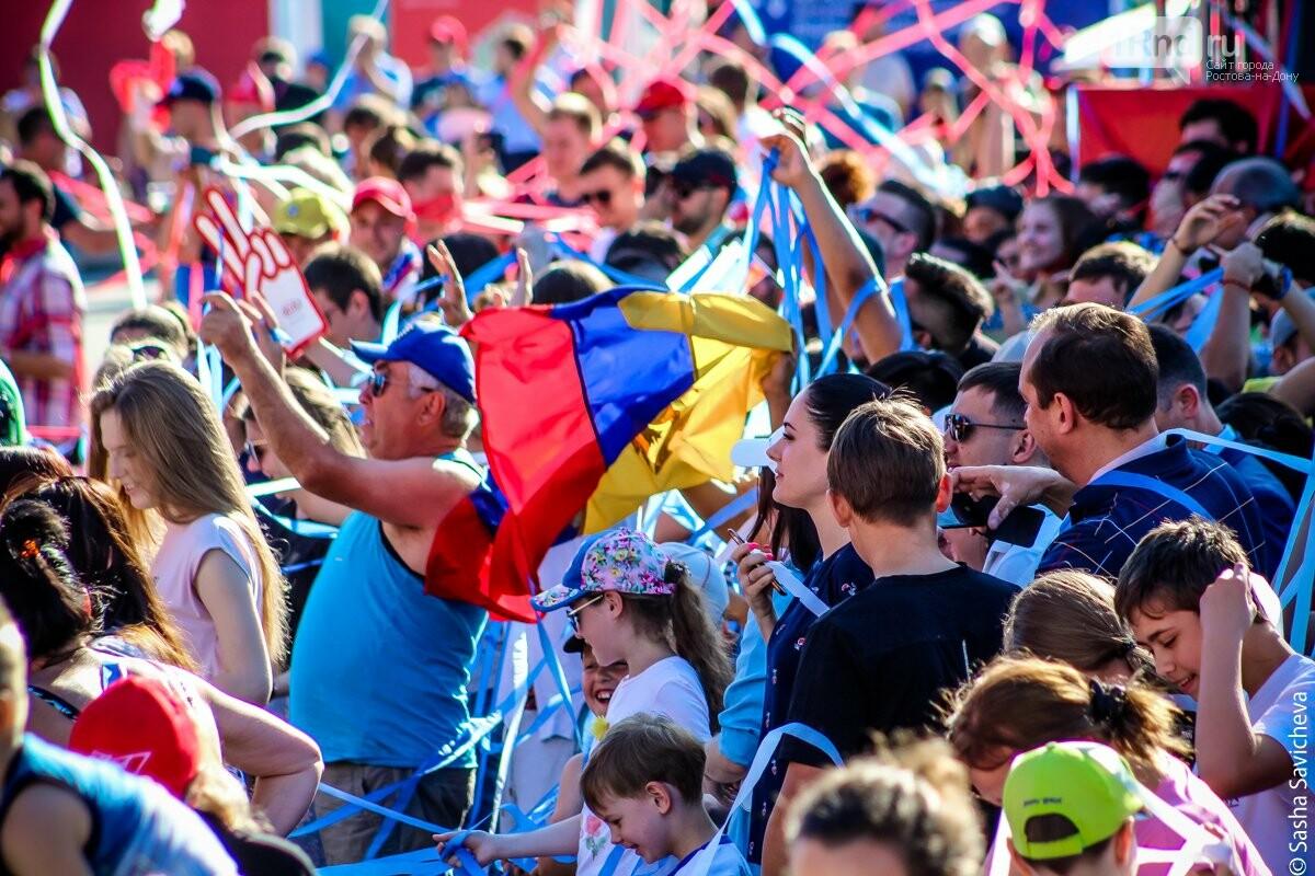 Фан-зона в Ростове: чем можно заняться в главном футбольном месте города, фото-12, Фото: Саша Савичева / 1rnd.ru