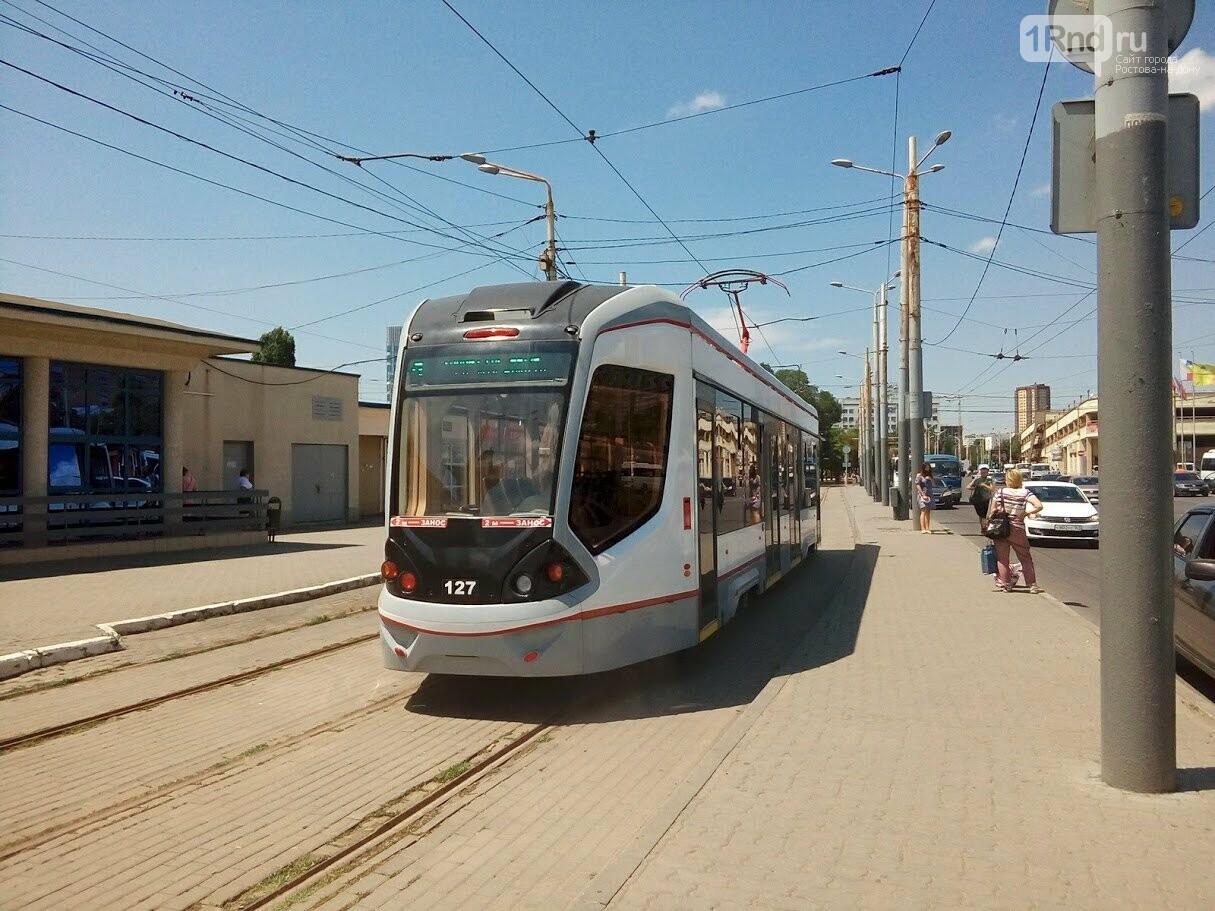 Трамваи вернулись на улицу Станиславского в Ростове, фото-9