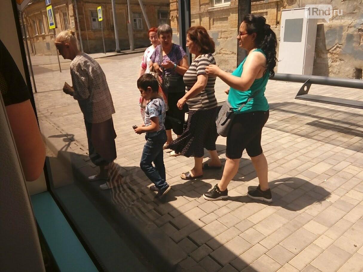 Трамваи вернулись на улицу Станиславского в Ростове, фото-5