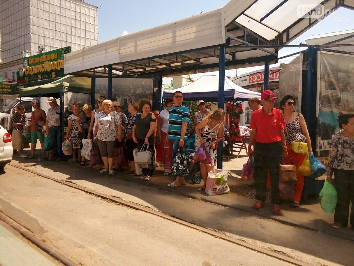 Трамваи вернулись на улицу Станиславского в Ростове, фото-6