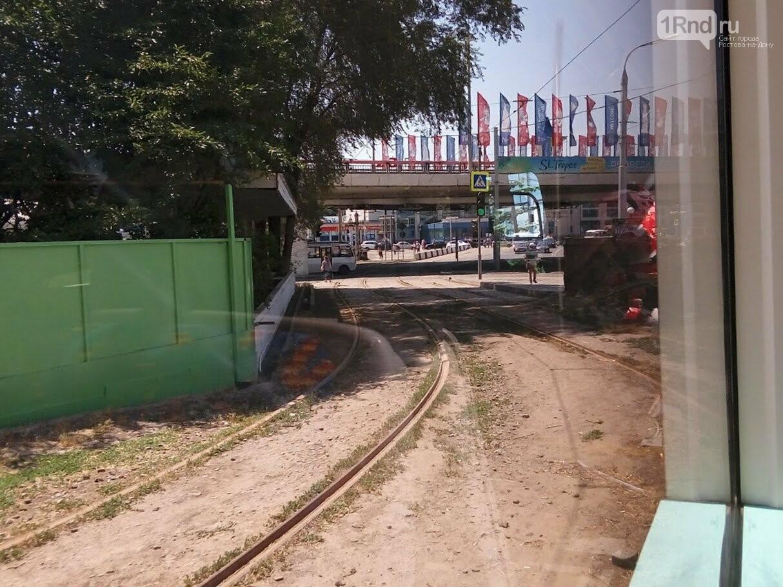 Трамваи вернулись на улицу Станиславского в Ростове, фото-8