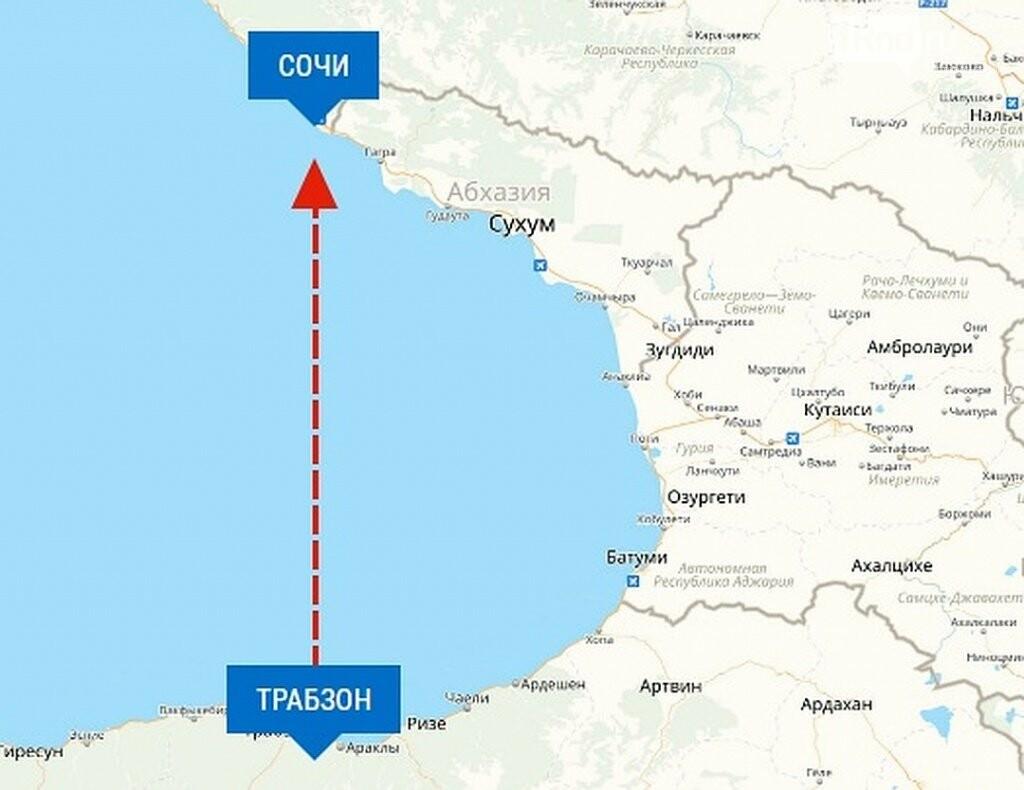 Из Трабзона в Сочи: ростовчанин решил установить мировой рекорд по гребле, фото-1