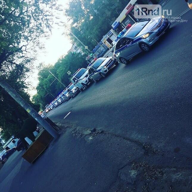 В Ростове гаишники из Ставрополья попались на крупной взятке, фото-1