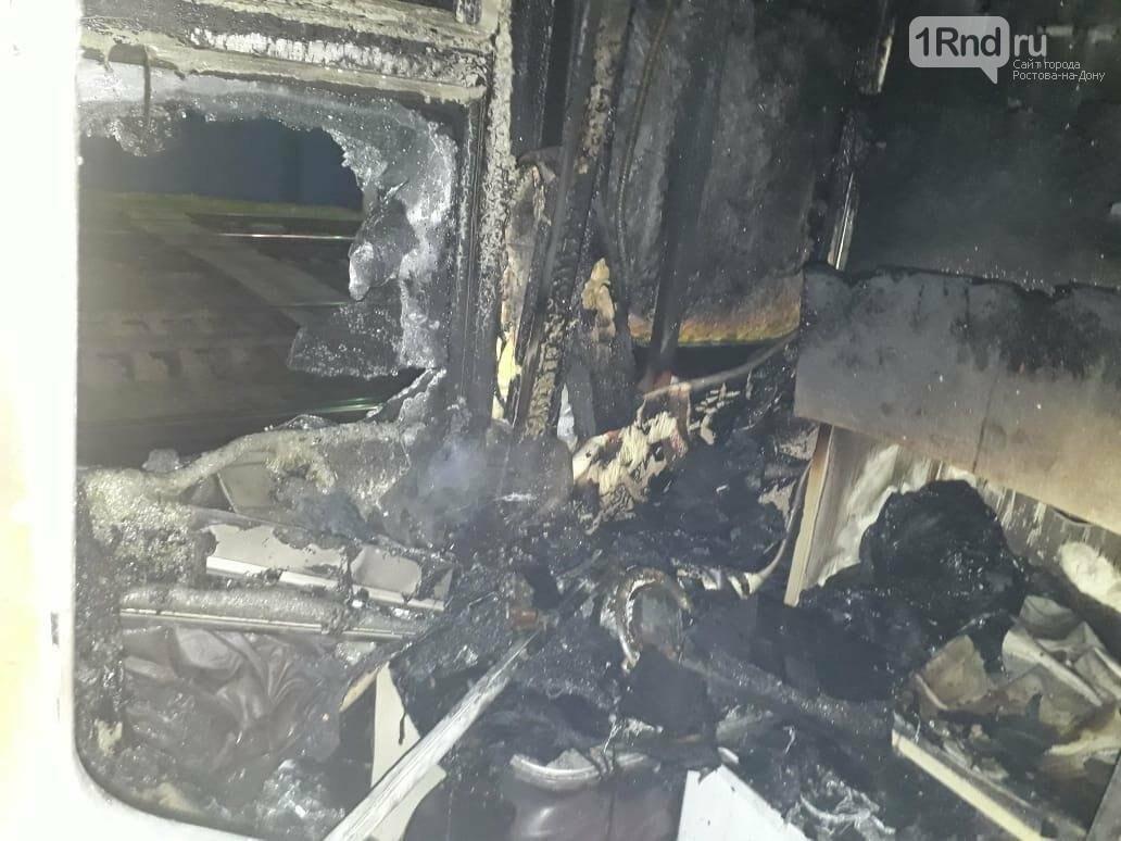 Под Ростовом ночью загорелся вагон пассажирского поезда, фото-2, Фото: https://www.tatar-inform.ru