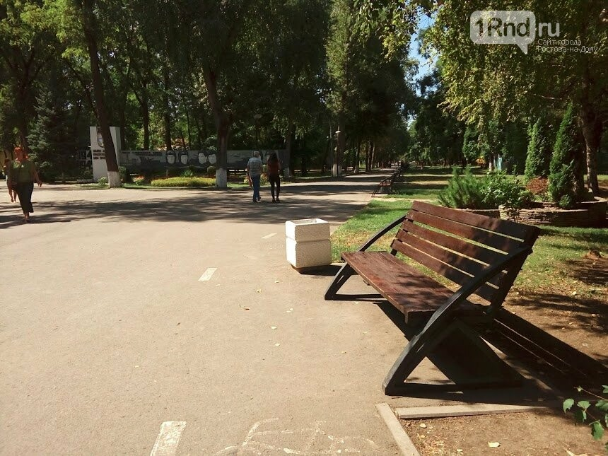 У минспорта появились планы на ростовский парк Островского, фото-2