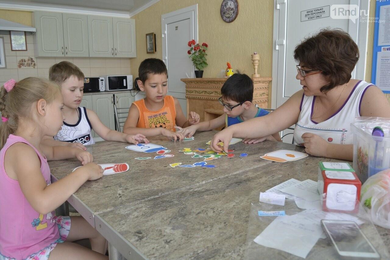 Ростовские дети побывали в  семейно-интегративном лагере «Островок Надежды», фото-2