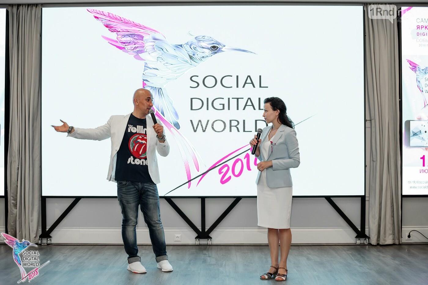 В Ростове прошла  ежегодная премия Social Digital World 2018, фото-4