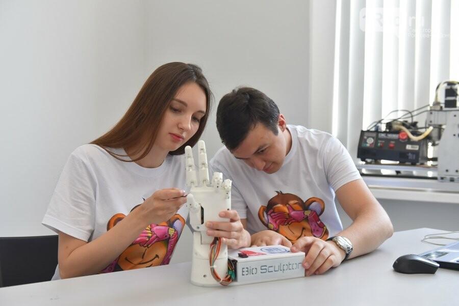 Изобретением студентов ДГТУ заинтересовалась компания по производству протезов, фото-1