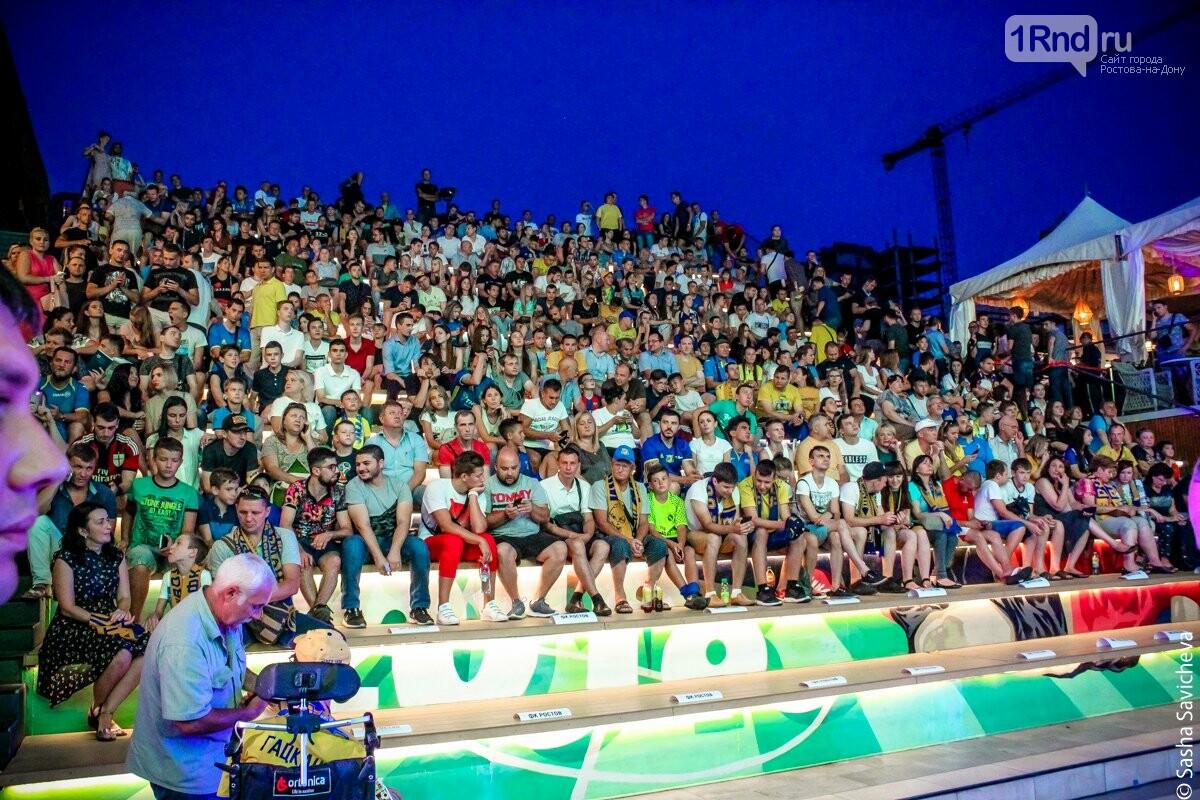 Футбольный сезон начинается: «Ростов» презентовал новичков, фото-4, Фото: Саша Савичева / 1rnd.ru