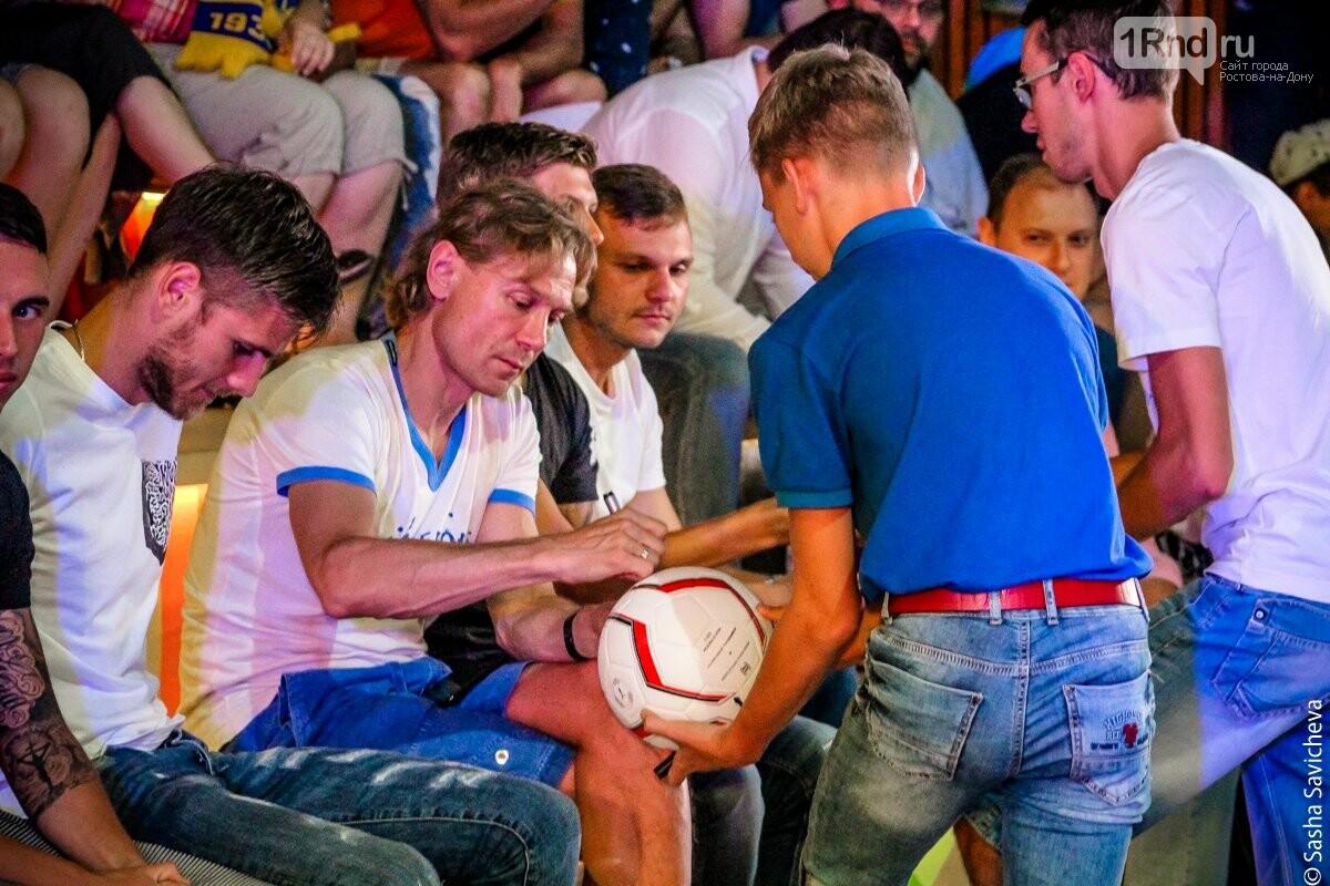 Футбольный сезон начинается: «Ростов» презентовал новичков, фото-3, Фото: Саша Савичева / 1rnd.ru